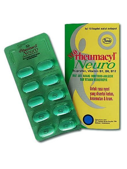 NEO RHEMACYL NEURO (1 Strip)