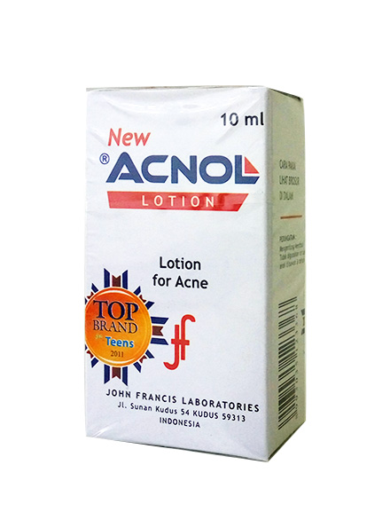 ACNOL LOTION 10 ML / per botol