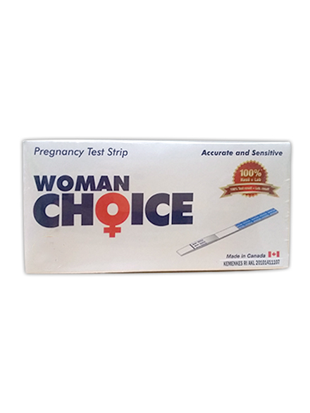 Woman choice - Test Strip Kehamilan