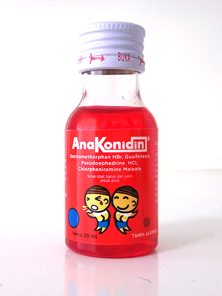 ANAKONIDIN 30 ML
