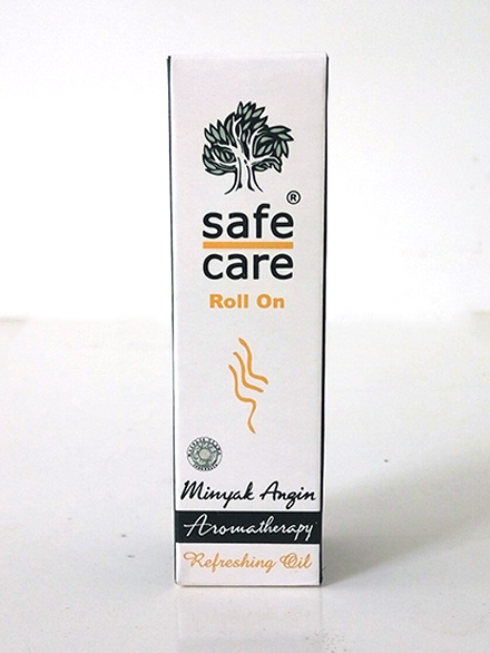 M ANGIN SAFE CARE ROLL 10 ML