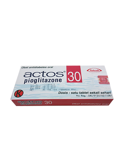 ACTOS 30 MG/ Tablet