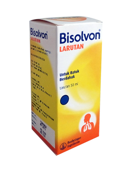 BISOLVON SOLUTION 50 ML