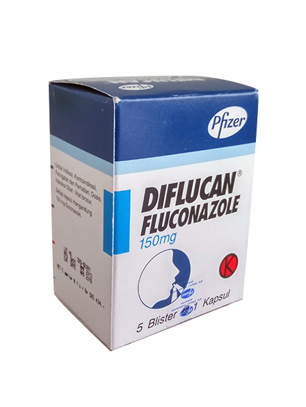 DIFLUCAN 150 MG/ PER TABLET