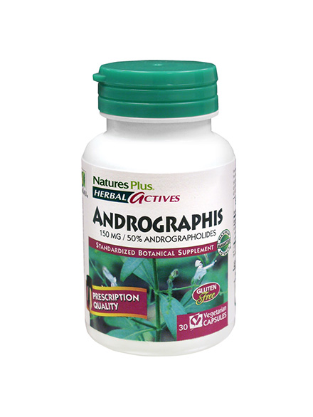 NATURE'S PLUS Andrographis 150 mg (30)