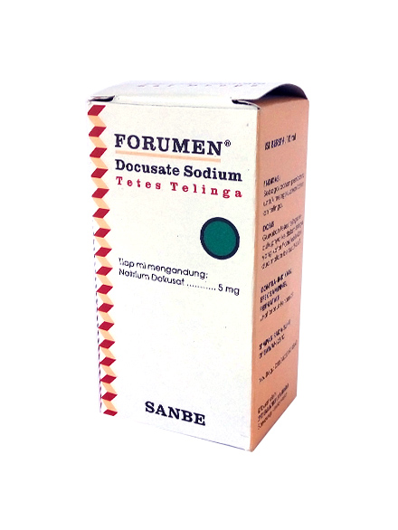 FORUMEN EAR DROPS 10 ML