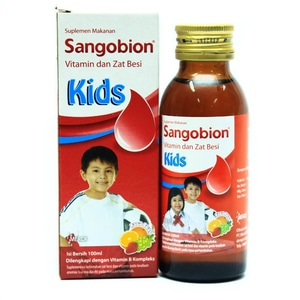 SANGOBION KIDS 100 ML