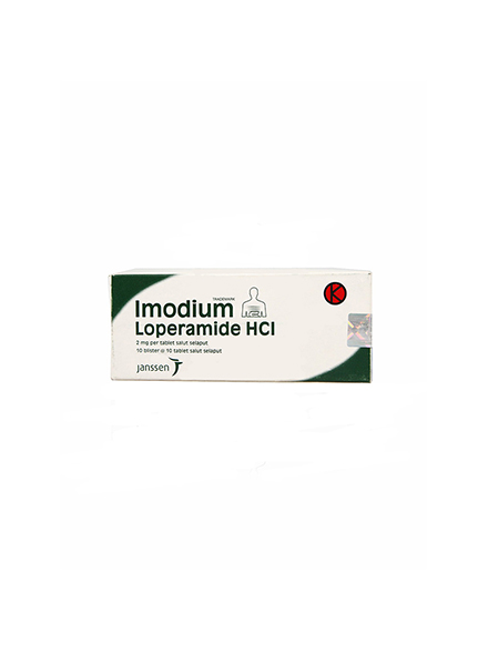 IMODIUM 2 MG/ TABLET